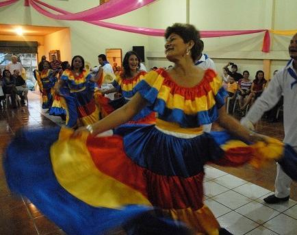 Maestros de El Carmen celebran su día
