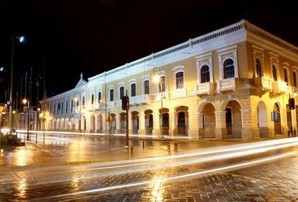 Robo a Municipio de Riobamba se hizo con claves autorizadas