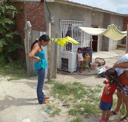 Moradores de Urbirríos 2 quieren escrituras de sus viviendas