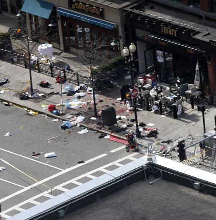 Ecuatoriano herido en Maratón de Boston se recupera