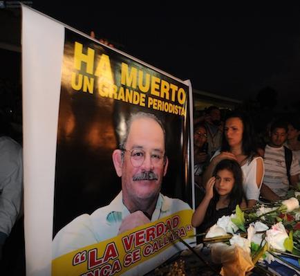 Protección para familia de Fausto Valdiviezo