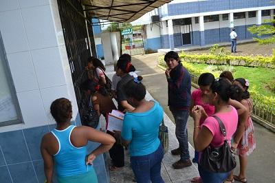 400 instituciones inician matriculación