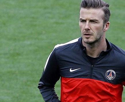 Sueldo de Beckham será destinado a hospital infantil de París