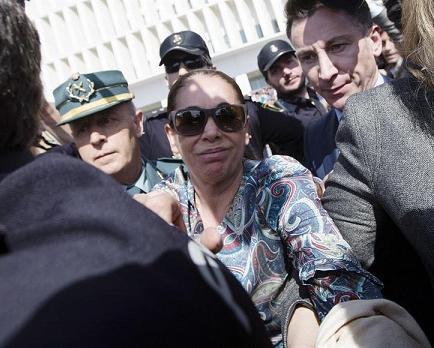 Isabel Pantoja es condenada a prisión por blanqueo de capitales