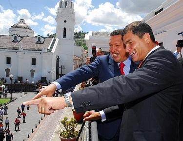 Ecuador pide a todos los presidentes de Unasur asistir a la investidura