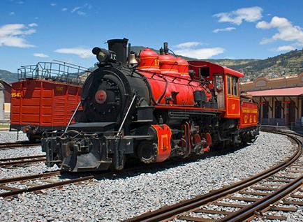 Ferrocarril llevó 124 mil pasajeros