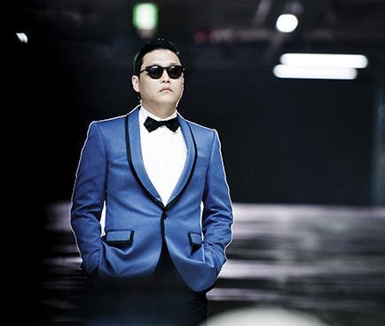 'Gentleman' es  un fenómeno mundial