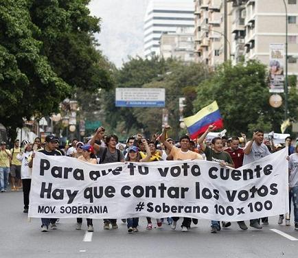 Irregularidades en comicios afectan más de un millón de votos, según Capriles