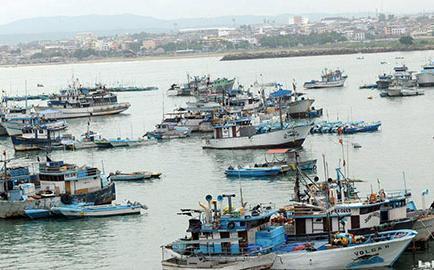 Barcos con permiso para capturar la merluza