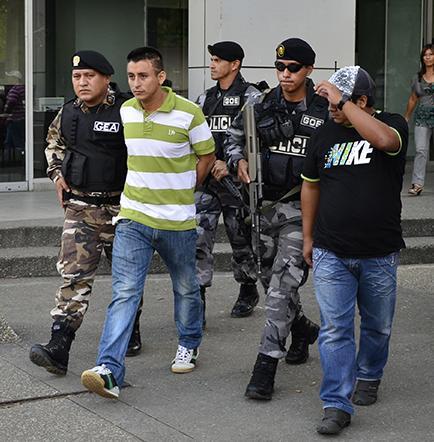 Declaran culpable a Luis Figueroa por el triple crimen del barrio Hugo Mayo