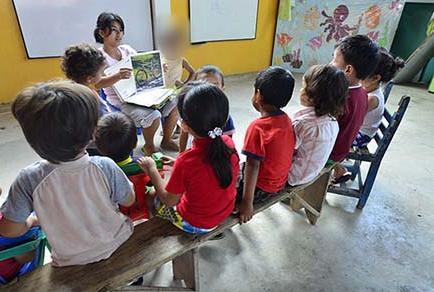 MENORES DE 3 AÑOS PUEDEN IR A CLASES