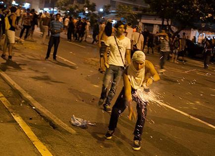 Muerte de 7 personas lleva a suspender marcha