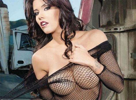 Coralys Griman posa para Playboy
