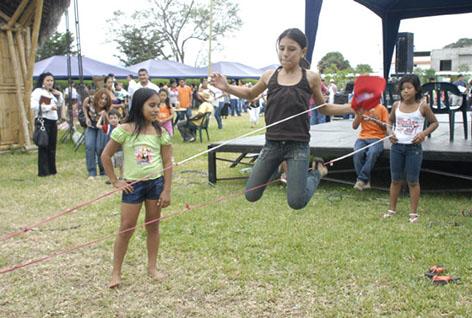 Rescate Cultural Con Juegos Tradicionales El Diario Ecuador