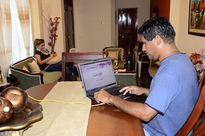 El 65% de los ecuatorianos tienen acceso a internet