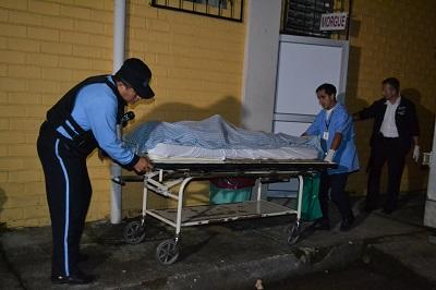 Detienen a sospechoso de crimen en Santo Domingo