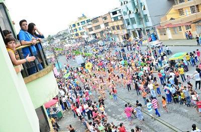 Las fiestas de cantonización de Santo Domingo inician hoy