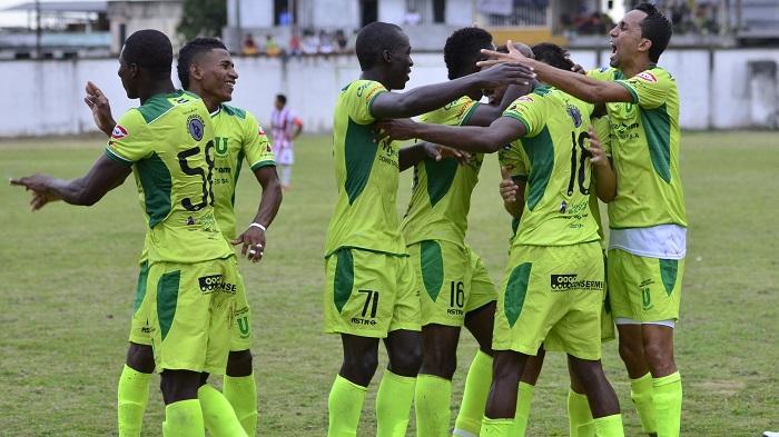Liga de Portoviejo vence 3 - 1 a Magaly Masson en el torneo de Ascenso