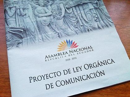 SIP denuncia que Ley de Comunicación empieza a cobrarse víctimas