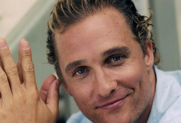 Matthew McConaughey, cambió las leyes por la actuación