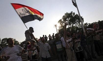 Mohamed Mursi no puede salir de Egipto, tras ser derrocado