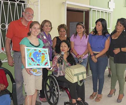 Fundación ayudará a Centro de Buen Vivir