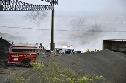 Explosión de un caldero sería la causa de incendio en El Chorrillo
