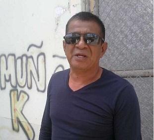 La muerte de 'Chucho' Benítez se siente en Manta