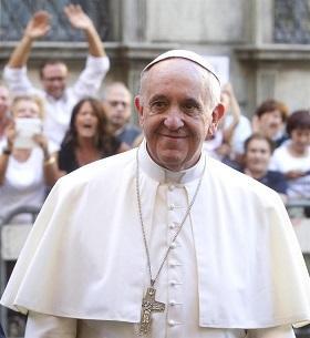 El Papa aún cumple con su pago de afiliado al club San Lorenzo