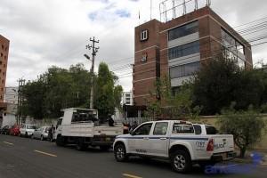 La Izquierda Democrática interpone recurso para recuperar edificio