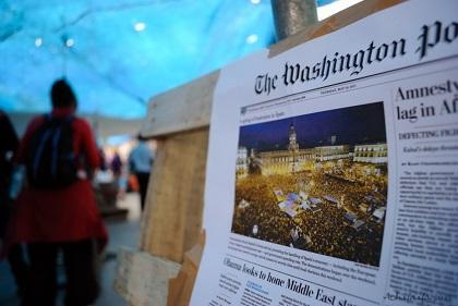 Jeffrey Bezos, dueño de Amazon, comprará The Washington Post