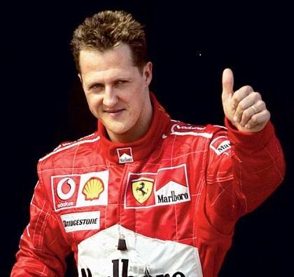 Michael Schumacher está en Ecuador para visitar las islas Galápagos