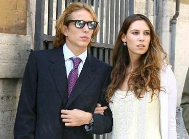 El hijo de Carolina de Mónaco se casa con su novia colombiana
