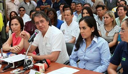 PAIS le propone a Nebot un acuerdo para reelección indefinida