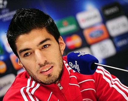 Luis Suárez no viajará a Noruega por lesión