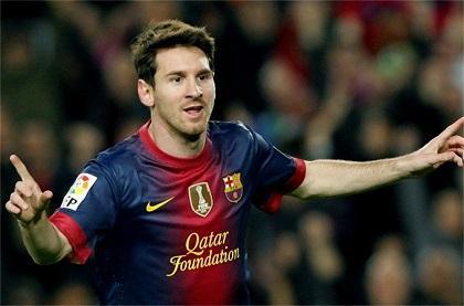 Messi y Ronaldo son finalistas al premio Mejor Jugador en Europa