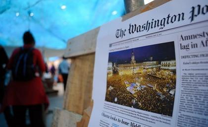 Venden el Washington Post por problemas económicos