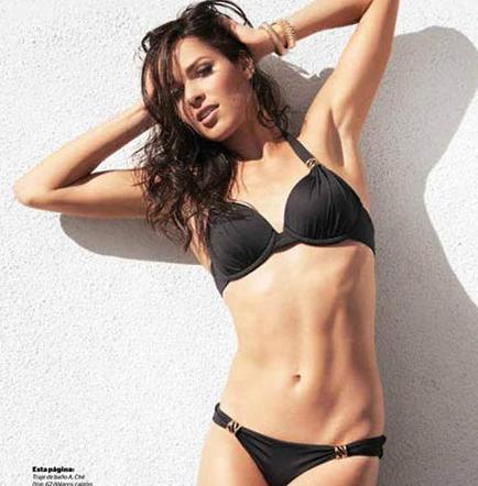 Ana Ivanovic en edición latina de revista Esquire