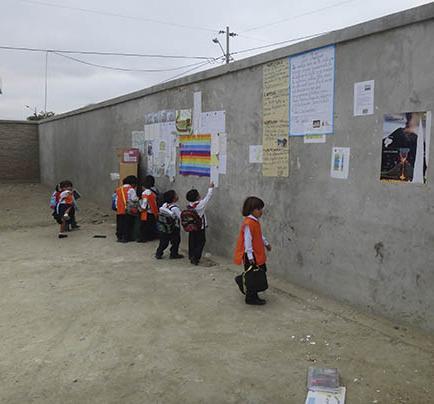 Derriban aulas de caña de dos escuelas fiscales