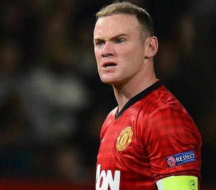 Wayne Rooney no viaja  a Suecia con la plantilla del united
