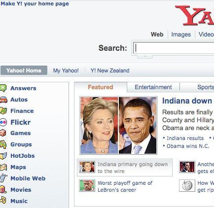 Yahoo! cambia de logo, tendrá uno nuevo cada día