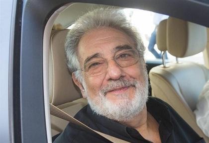 Plácido Domingo cantará hasta 'que Dios quiera'