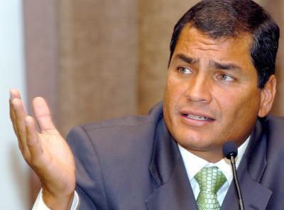 Alianza País plantea reelección en Ecuador, pero descarta que Correa la busque
