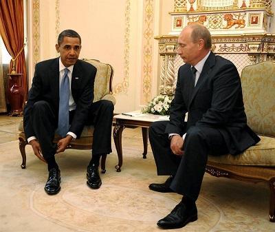 Obama cancela reunión con Putin por tensiones por caso Snowden