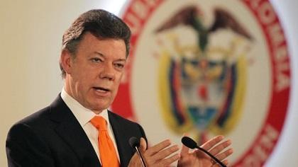 Santos aspira a que el próximo Gobierno mantenga sus políticas