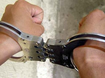 La Policía captura a 'Simpson' con un arma