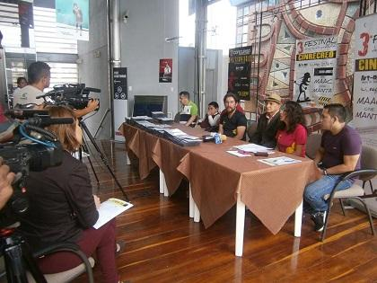 Abren convocatoria para festival de cortometraje Cinrecreo