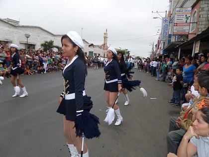 Eloy Alfaro celebró 17 años de parroquialización