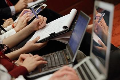 Ecuador es foco de inquietud para periodistas de A.Latina