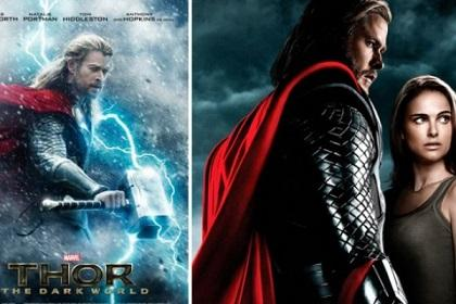 Vídeo: Publican tráiler oficial de la segunda entrega de 'Thor'